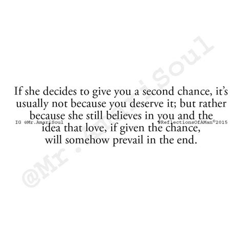 Second Chances Quotes Best 20 Second Chance Quotes Ideas On