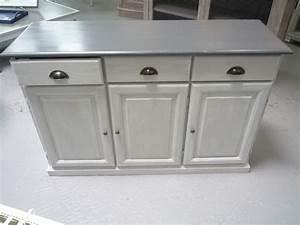 merveilleux repeindre un meuble en pin 3 buffet bas a With repeindre meuble en pin