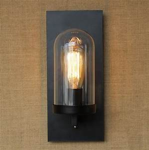 Industrial Edison Lights Edison Wall Sconce Retro Loft Style Vintage Wall Lamp For