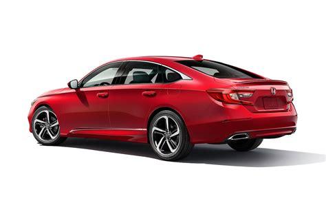 2018 Honda Accord Reviews And Rating