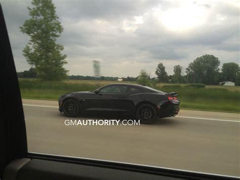 Camaro Zl1 Black Car Interior Design