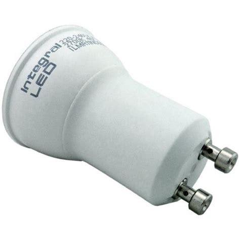 3 watt mr11 35mm gu10 led l non dimmable warm white