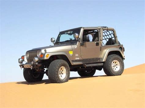 desert jeep wrangler desert tj 2003 jeep wrangler specs photos modification