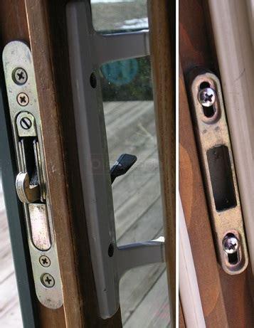 marvin sliding patio door hardware mortise lock