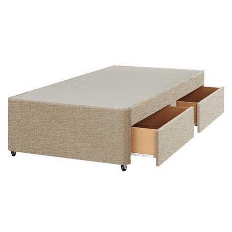 divan bed base with drawers divan bed bases with storage