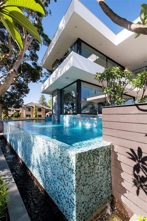 lavish family residence  perth blends aesthetics  smart functionality