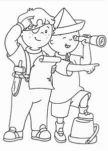 Caillou Coloring Pages Best Coloring Pages For Kids