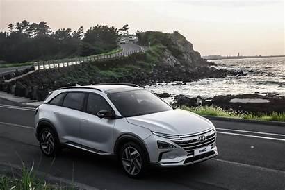Hyundai Nexo Wallpapers 4k Cars