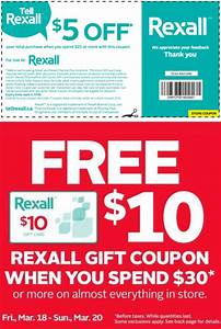 Rexall PharmaPlus Canada Coupons: Save $5 Off $25 & FREE ...