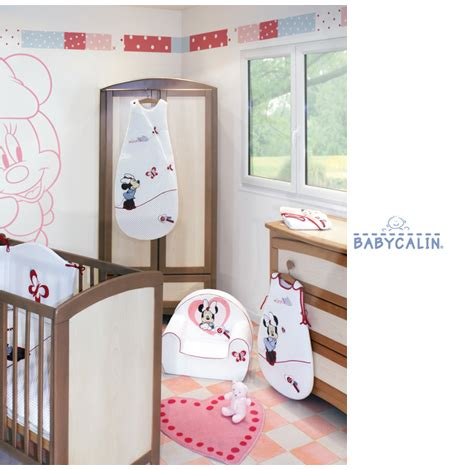 chambre fille minnie decoration chambre bebe fille photo