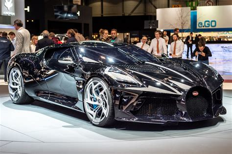 A New Bugatti by Most Expensive New Car Bugatti Sells For 19 Milliom