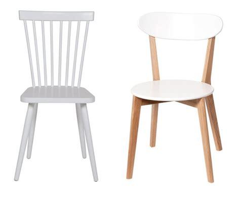 chaise pour bureau 17 idées déco de chaises en bois esprit scandinave