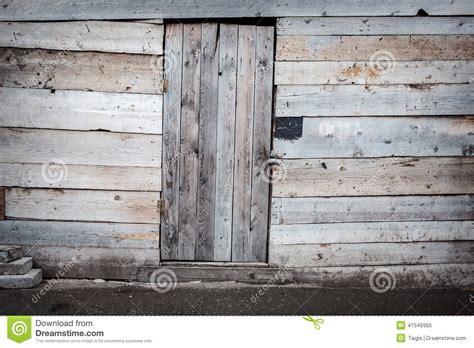wooden plank door stock photo image