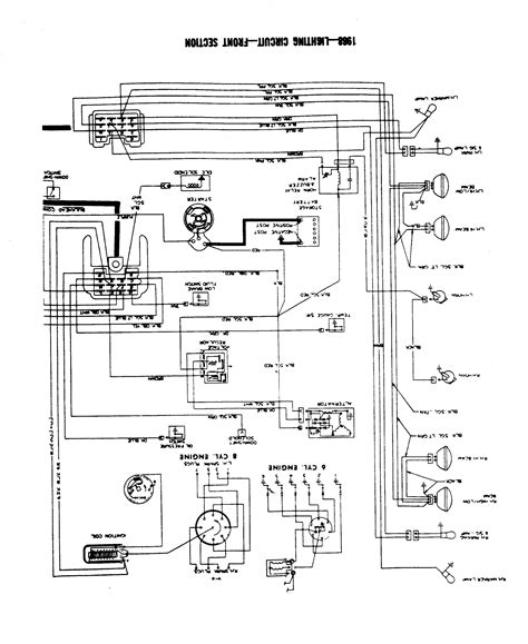 1967 Gto Radio Wiring Diagram by 1965 Gto Wiring Harness Wiring Library