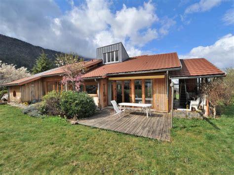 maison a vendre annecy maison 224 vendre ossature bois annecy rive ouest