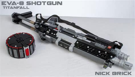 titanfall eva  shotgun recreated   legos slashgear