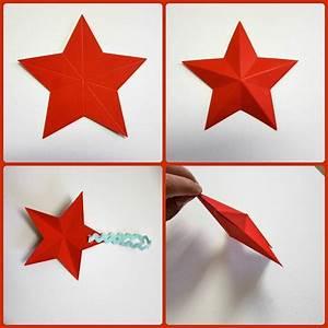 Papiersterne Basteln Anleitung : how to make 3d paper stars morena 39 s corner ~ Watch28wear.com Haus und Dekorationen