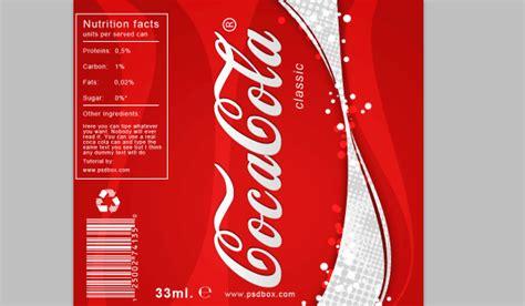 coca cola label template printable label templates