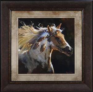 Spirit, Horse, Framed, Art