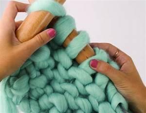 Tricoter Un Plaid En Grosse Laine : grosse laine pour tricoter i love tricot ~ Melissatoandfro.com Idées de Décoration