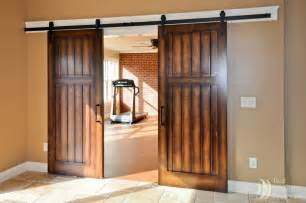 interior barn doors for homes interior sliding doors on rails myideasbedroom