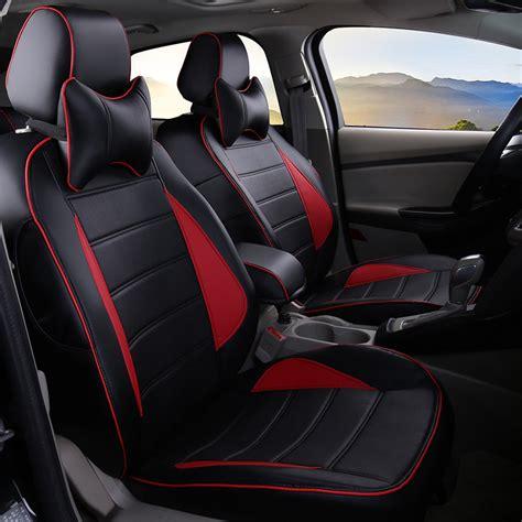 custom  leather car seat covers  mazda