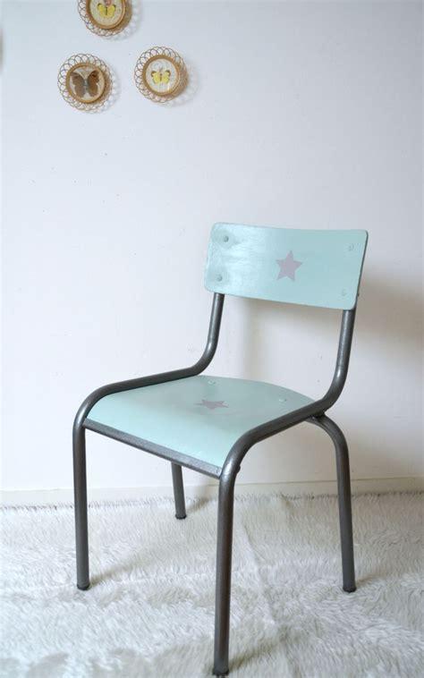 chaise mullca chaise de bureau adulte vert mint vintage chair desk