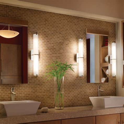 Modern Bathroom Sconces Ideas by Lumens Highlights Favorites For Modern Bath Lighting