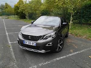 Peugeot 3008 Essai : peugeot 3008 allure 2 0 bluehdi 150 bvm6 essai presse peugeot 3008 p84 2016 forum ~ Gottalentnigeria.com Avis de Voitures