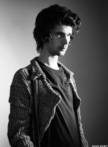 Ben Whishaw Comes Out (Again)