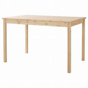 INGO Table Pine 120x75 cm - IKEA