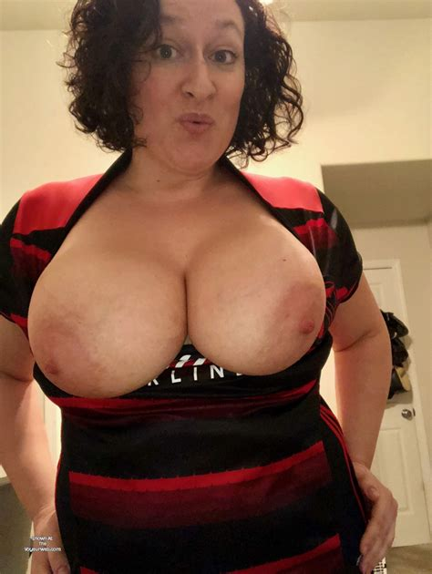 My Very Large Tits Annie At Funbags
