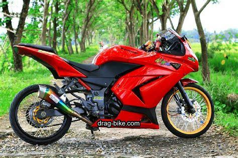 Gambar Modification Motor by 50 Foto Gambar Modifikasi 250 4 Tak Kontes