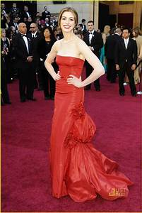 Anne Hathaway - Oscars 2011 Red Carpet: Photo 2523590 ...