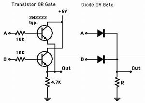 or gate With basic ic gate