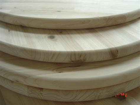 outdoor round wood table tops unfinished pine round 18 for table top sign or serving