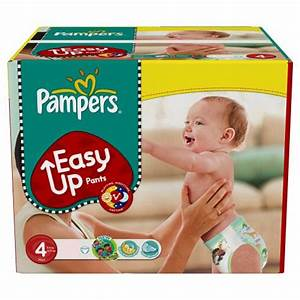 224 Couches Pampers Easy Up Taille 4 Maxi 7 18 Kg