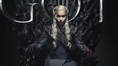 Emilia Clarke In Game Of Thrones Final Season 8 2019
