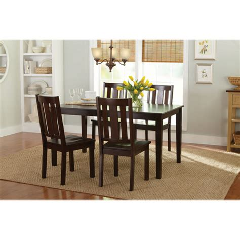 better homes and gardens bankston 5 dining set
