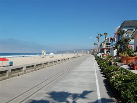 Mission Beach Oceanfront Boardwalk Reviews San Diego