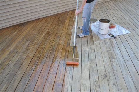 lasting deck stain sealer semi transparent stains vs solid stains kennedy painting