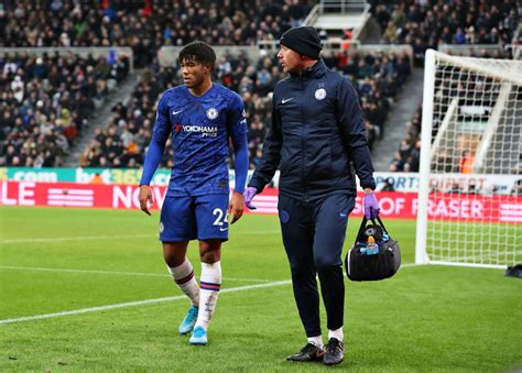 Positive injury update for Reece James before Arsenal