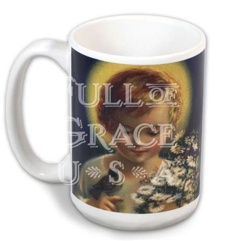 Allow specified time in the shipping & policies tab for production. Vita Mundi (Life of the World) Coffee Mug. Image created in 1932 by Mother Margaret Mary Nealis ...