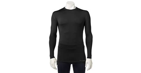 mens tommie copper recovery compression long sleeved shirt