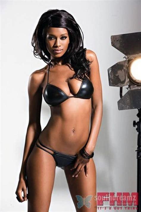 Janina P Lewis Joelle Kayembe Top 4 Hot 10 South African Women