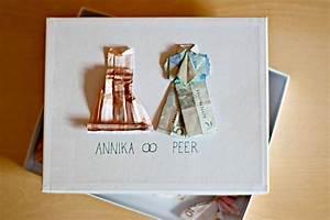 Hochzeit Geldgeschenk Verpacken : geldgeschenk hochzeit geschenke f r das brautpaar ~ Watch28wear.com Haus und Dekorationen