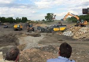 GROFF TRACTOR Demo Days in PA - RUBBLE MASTER