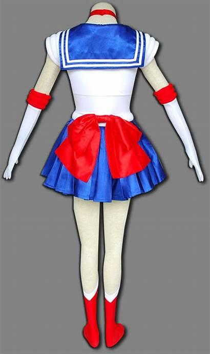 Sailor Moon Costume Suit Cosplay Usagi Tsukino