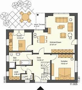 Grundriss Bungalow 100 Qm : lebensk nstler bungalow 170 qm ~ Frokenaadalensverden.com Haus und Dekorationen