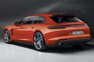 Porsche Panamera Break : porsche panamera sport turismo 2017 le break panamera sera gen ve photo 1 l 39 argus ~ Gottalentnigeria.com Avis de Voitures